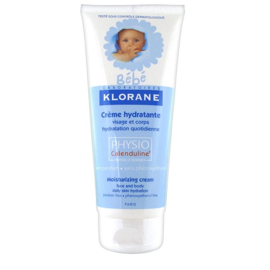 KLORANE Bebe Creme Hydratante Physio Calenduline - 200ml