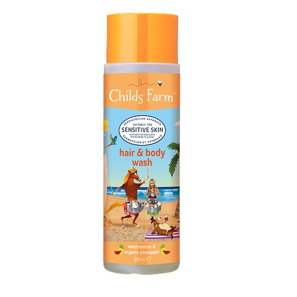 CHILDS FARM Hair & Body Wash, Σαπούνι Μαλλιών & Σώματος - 250ml