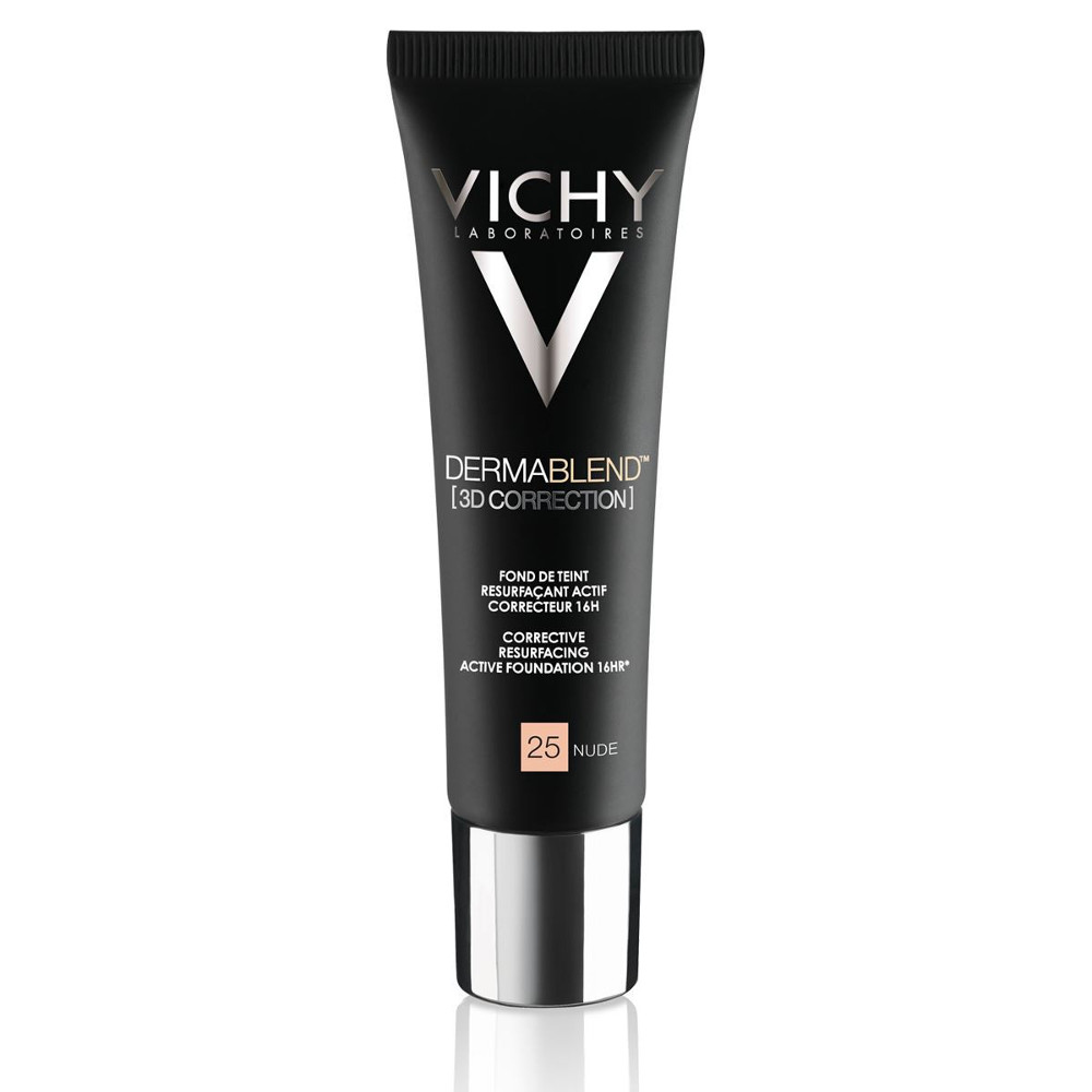 VICHY Dermablend 3D Correction Make Up, Nude 25 - 30ml