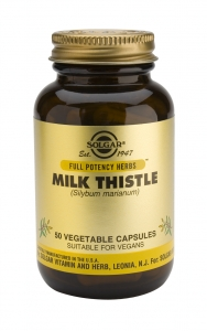SOLGAR MILK THISTLE 50CAPS