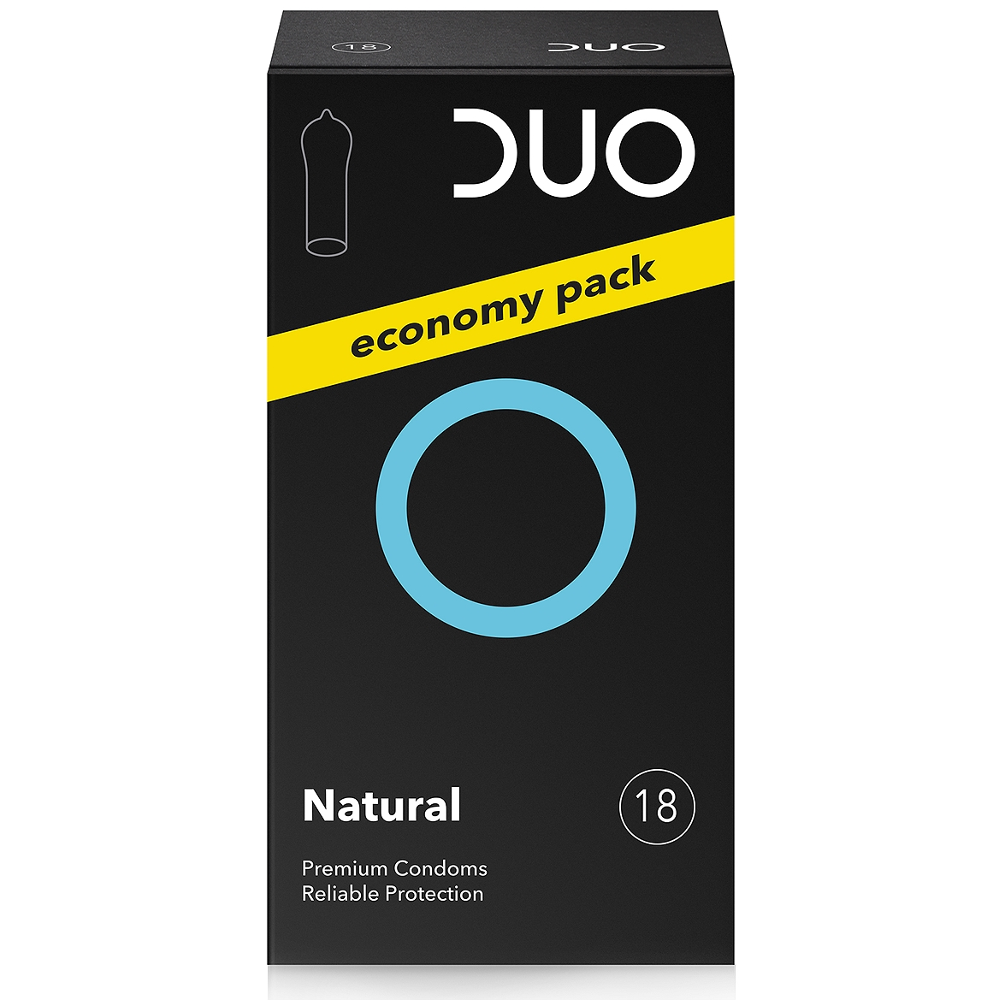 DUO Natural Economy Pack 18τμχ