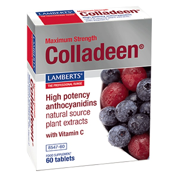 LAMBERTS Colladeen Maximum Strength 160mg - 60tabs