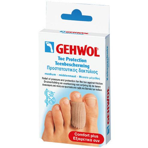 GEHWOL Toe Protection Cap Προστατευτικός Δακτύλιος Μεσαίου Μεγέθους 2τμχ