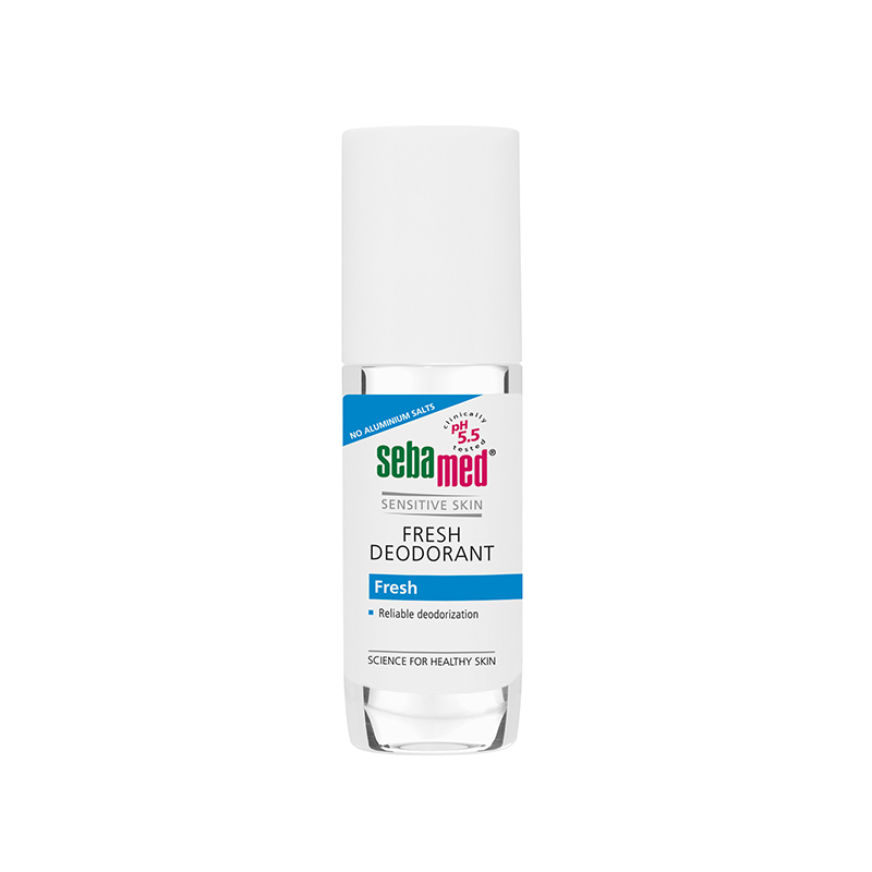 SEBAMED Deodorant Roll-On Fresh, Αποσμητικό - 50ml