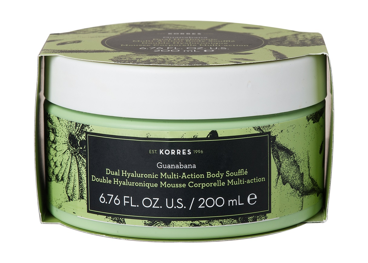 KORRES Guanabana Body Soufle, Κρέμα Σώματος - 200ml