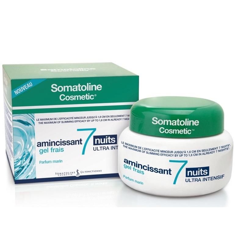SOMATOLINE COSMETIC Slimming Fresh Gel, Εντατικό Αδυνάτισμα 7 Νύχτες - 250ml
