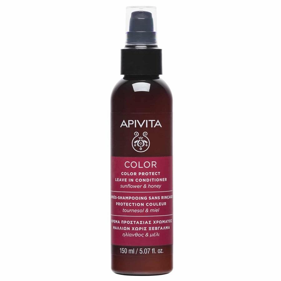 APIVITA Color Protect Leave In Conditioner Ηλίανθος & Μέλι - 150ml