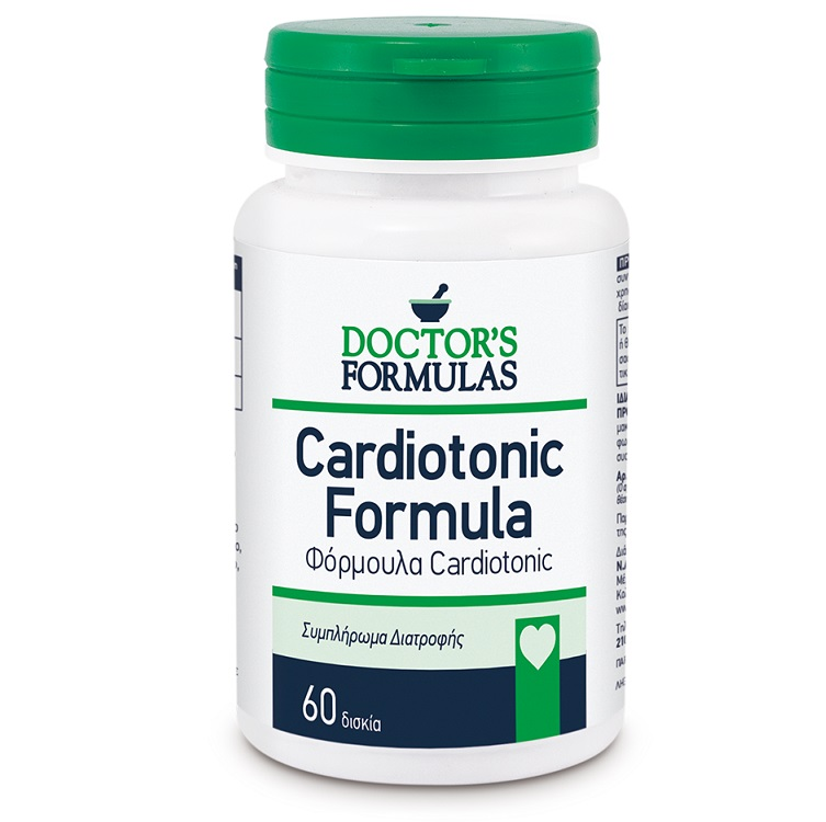 DOCTOR΄S FORMULAS Cardiotonic - 60tabs
