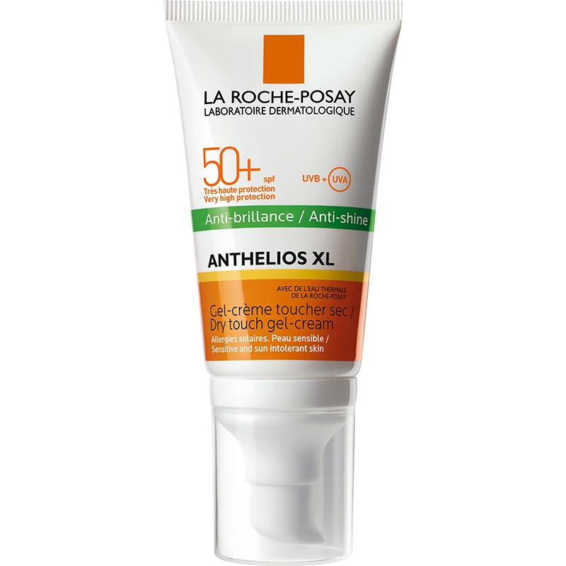 LA ROCHE POSAY Anthelios XL Anti-Shine Dry Touch Gel-Cream SPF50+, 50ml