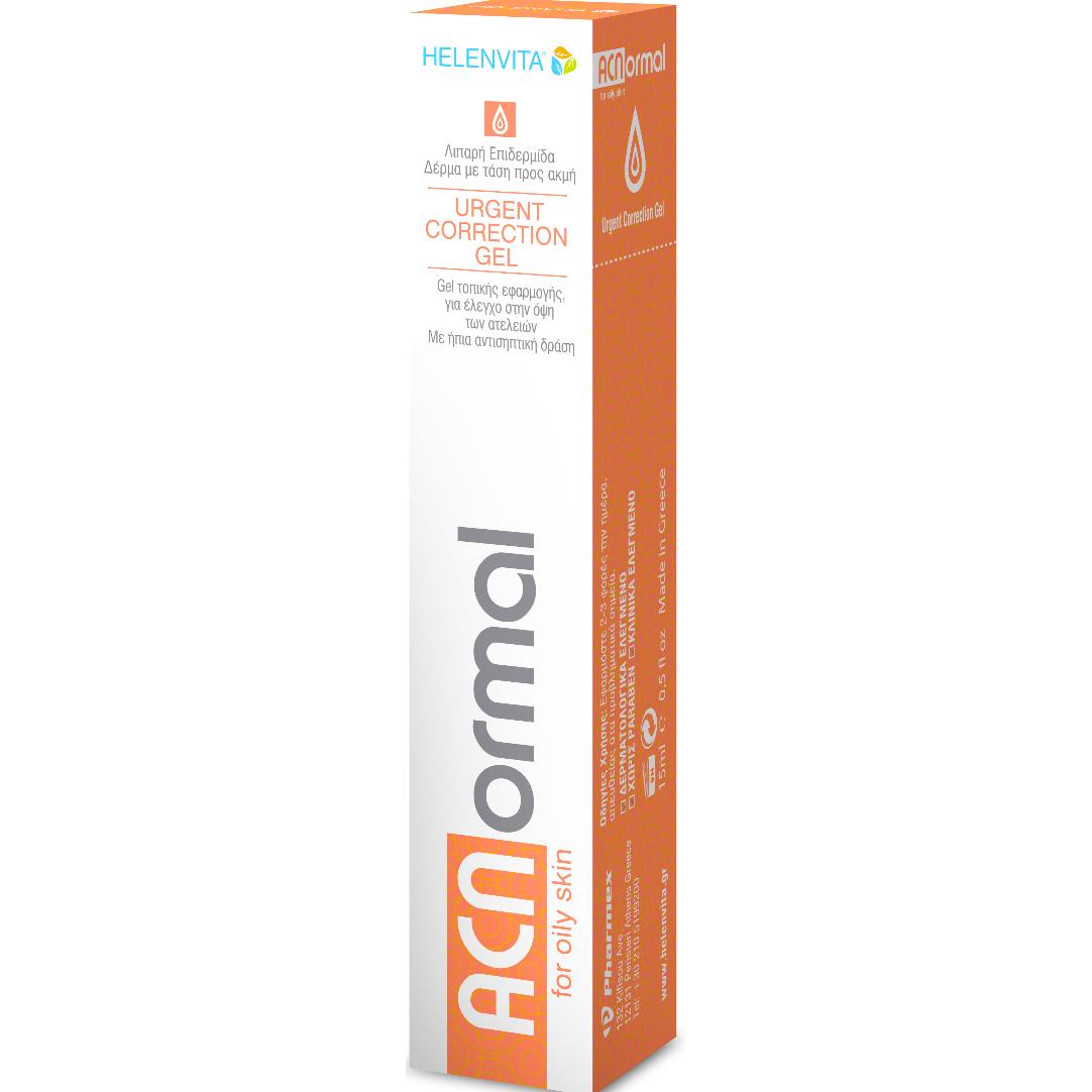 HELENVITA Acnormal Urgent Correction Gel for Oily Skin 15ml
