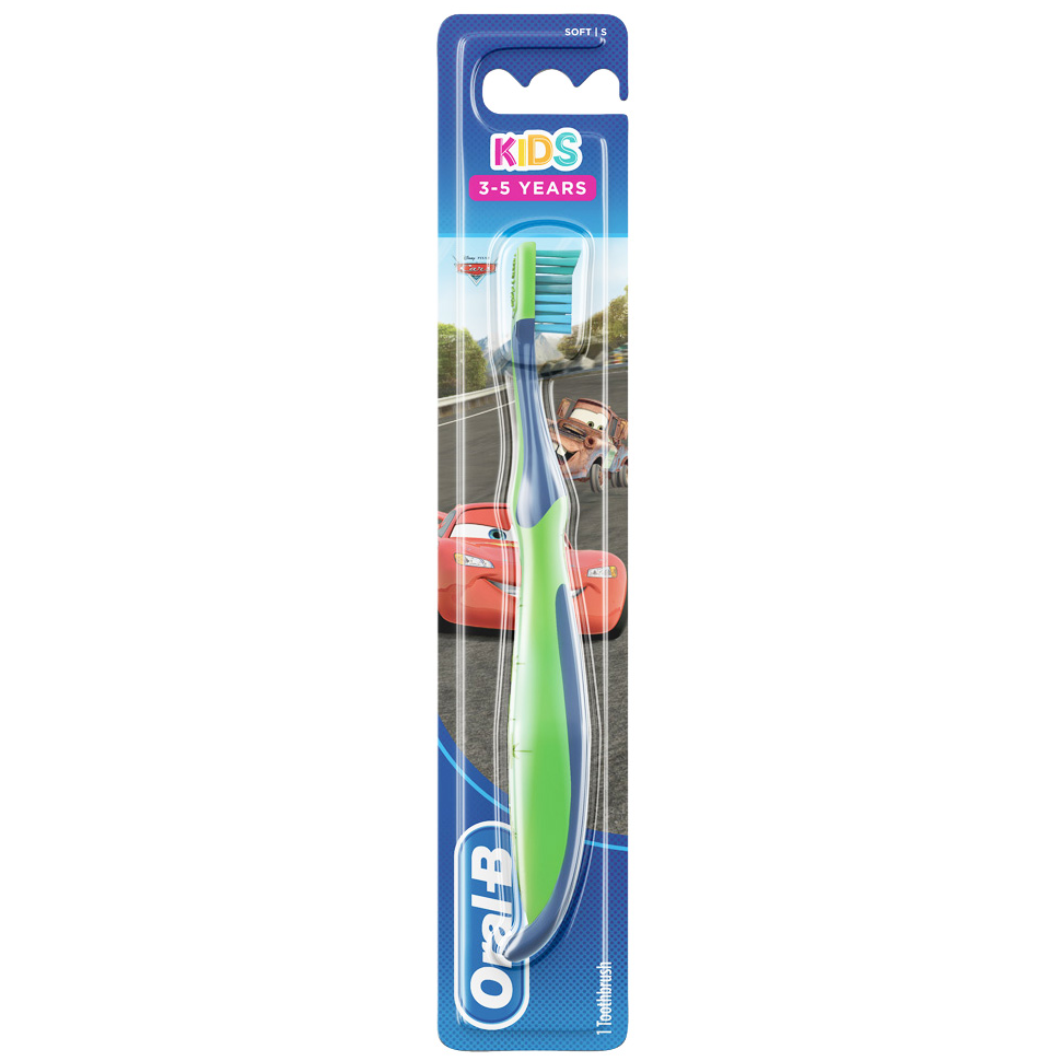 ORAL B Stages 3 Παιδική Οδοντόβουρτσα Kids 3-5 Years, Soft
