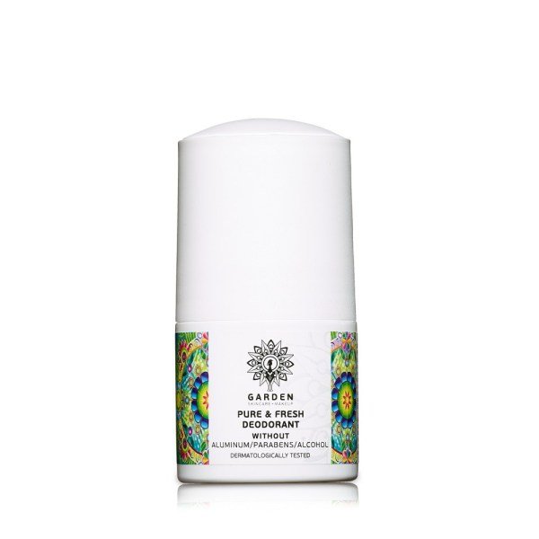 GARDEN Pure & Fresh Deodorant - 50ml