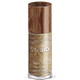 SN BIO Βιολογικό Βερνίκι Νυχιών EARTH - GOLD 8ml