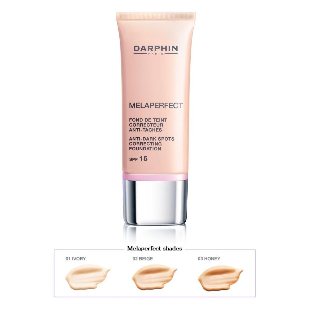 DARPHIN Melaperfect Make-up Kατά Tων Πανάδων 02 Beige 30ml