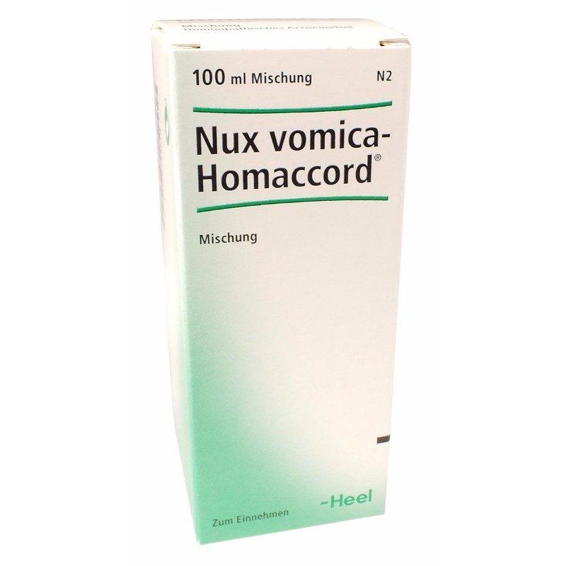 HEEL Nux Vomica-Homaccord Drops - 100ml