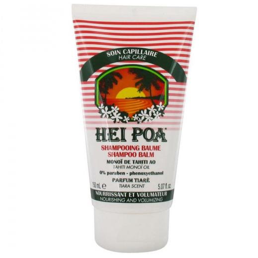 HEI POA Σαμπουάν για Ξηρά & Κατεστραμμένα Μαλλιά με άρωμα Tiare 150 ml