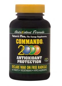 NATURE΄S PLUS Commando 2000 - 60tabs