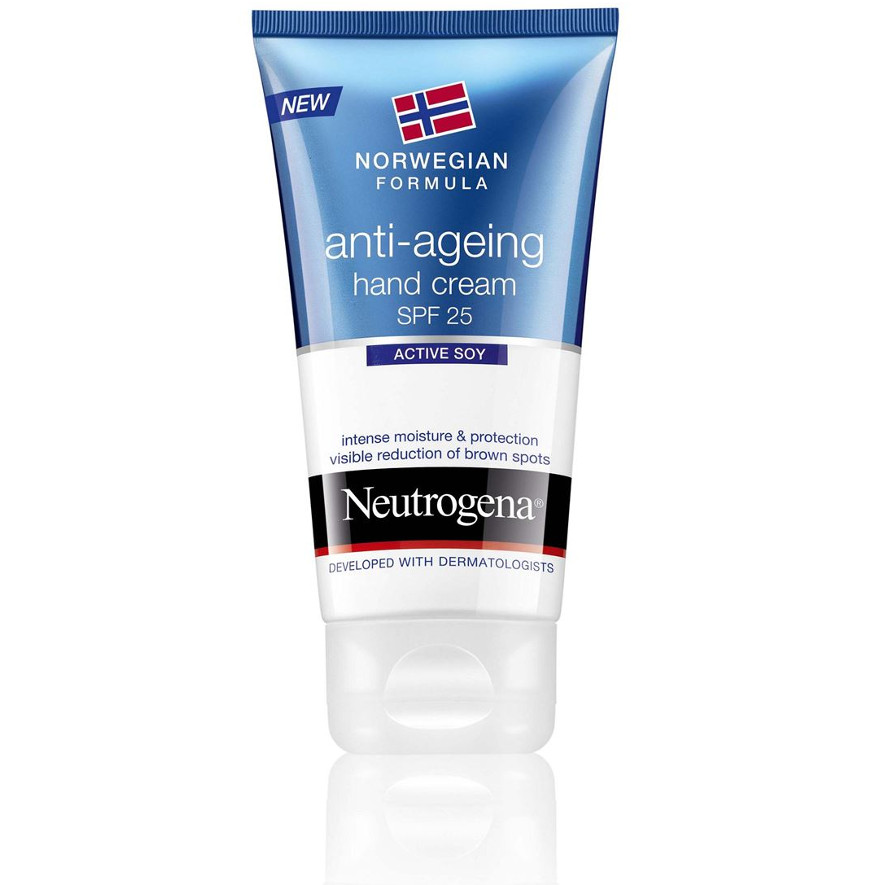 NEUTROGENA Anti- Ageing Hand Cream, Αντιγηραντική Κρέμα Χεριών SPF25 - 50ml