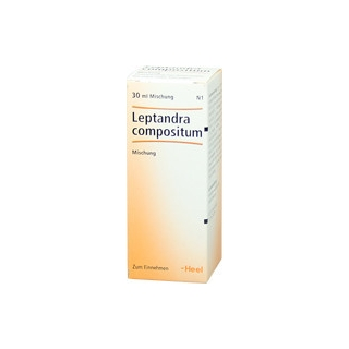 HEEL LEPTANDRA COMPOSITUM 30ml