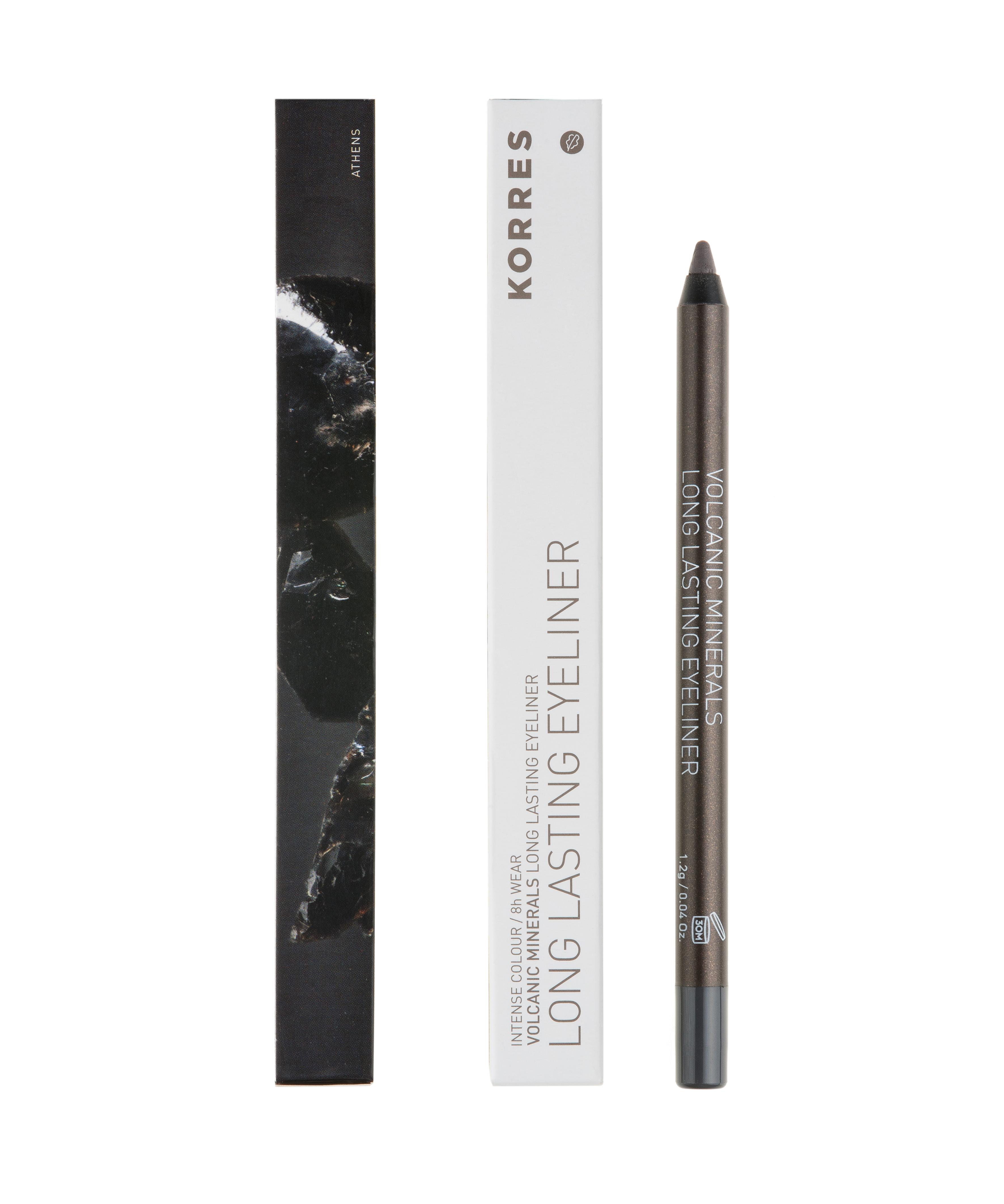 KORRES Long Lasting Eyeliner Volcanic Minerals 06 Grey 1.2gr