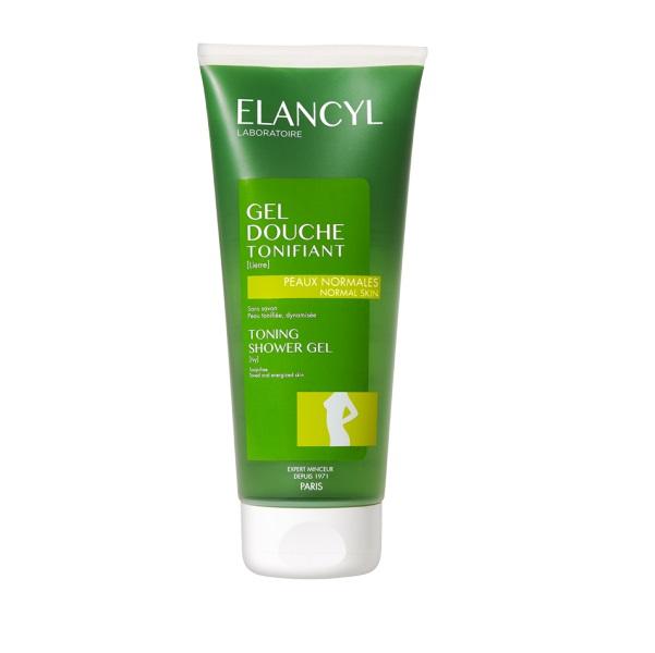ELANCYL Gel Douche Tonifiant, Τονοτικό Αφρόλουτρο - 200ml