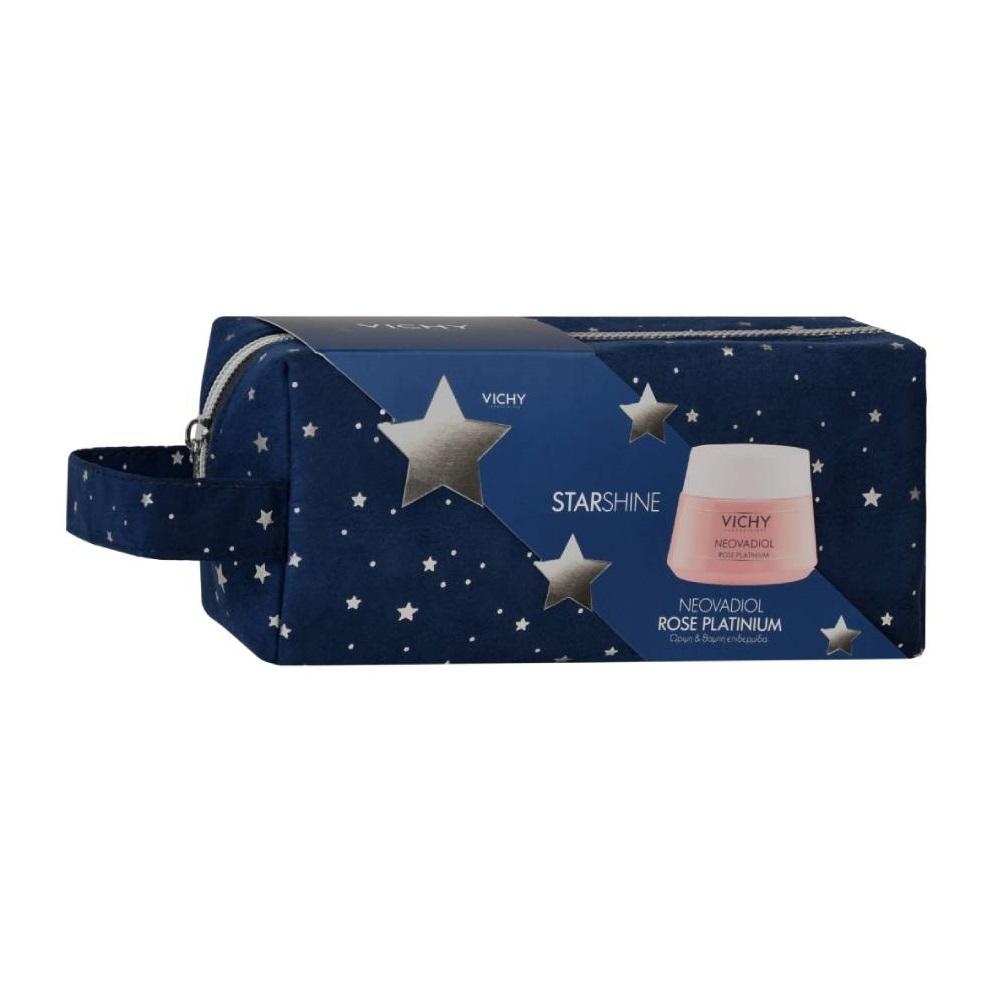 VICHY Starshine Neovadiol Rose Platinium - 50ml με Δώρο Γιορτινό Νεσεσέρ