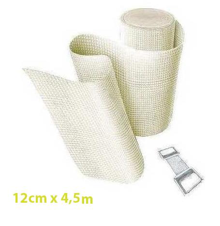 PIC SOLUTION Flexa Elast - Ελαστικός Επίδεσμος 12cm x 4.5m 1τμχ