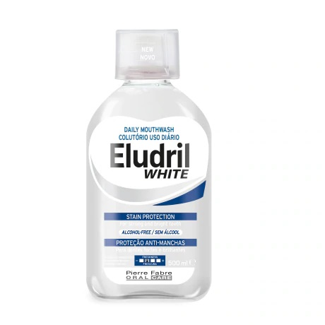 ELUDRIL White, Στοματικό Διάλυμα - 500ml