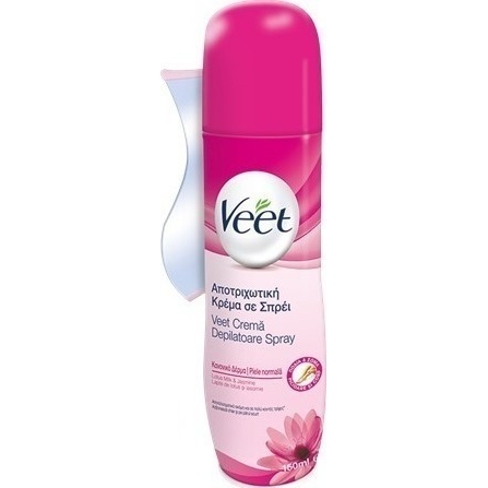 VEET Aποτριχωτική Κρέμα σε Spray Για Κανονικό Δέρμα - 150ml