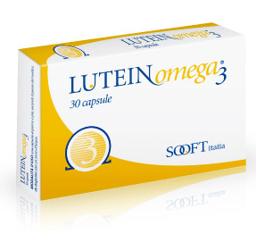 SOOFT ITALIA Lutein Omega 3 Συμπλήρωμα Διατροφής 30 Κάψουλες