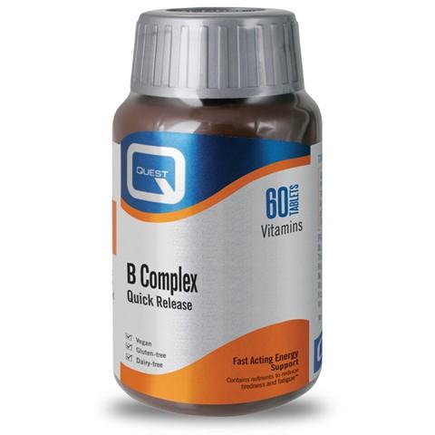 QUEST B Complex Quick Release - 60tabs
