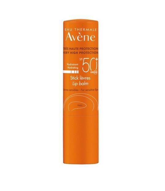 AVENE Stick Levres SPF50, Αντηλιακό Στικ για τα Χείλη - 3g