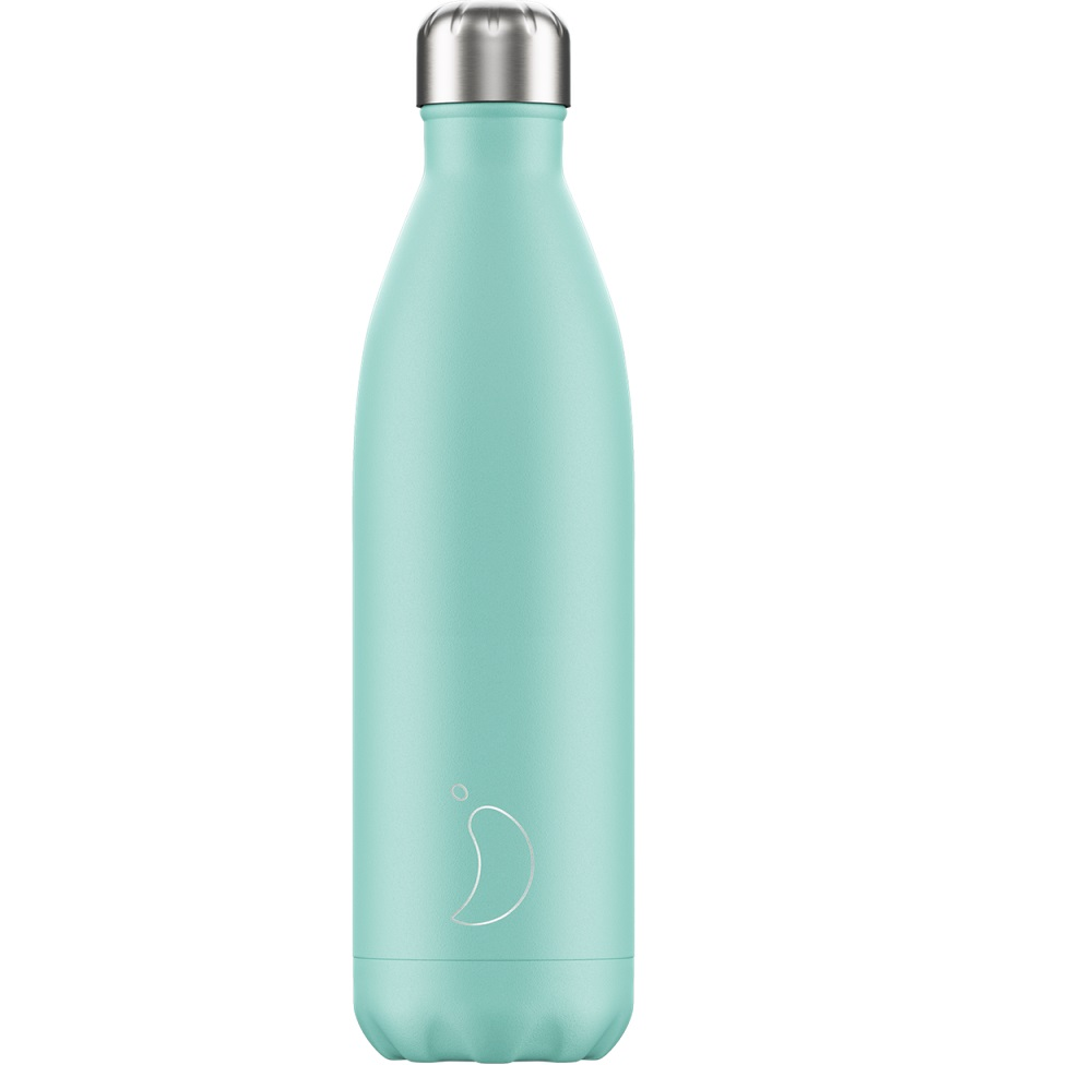 CHILLYS BOTTLES Μπουκάλι- Θερμός, Pastel Green - 750ml