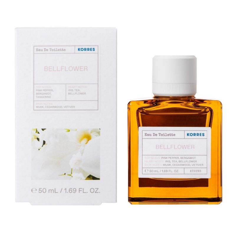KORRES Eau De Toilette Bellflower - 50ml