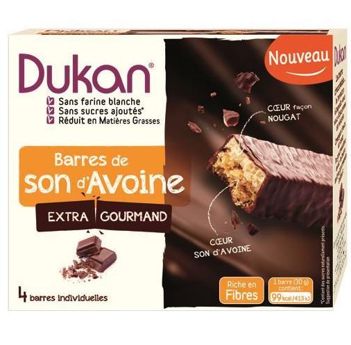 DUKAN Γκοφρέτα Βρώμης Με Σοκολάτα 120γρ