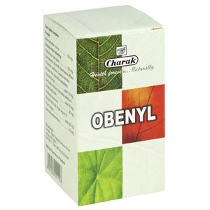 CHARAK Obenyl - Φυτική Φόρμουλα Με Λιποδιαλυτική Δράση 100tabs