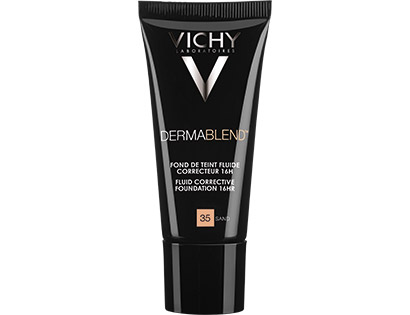 VICHY Dermablend Διορθωτικό Make Up No45 Gold - 30ml
