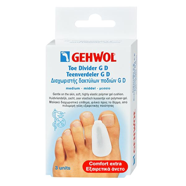 GEHWOL Toe Divider Gd Large 3τμχ