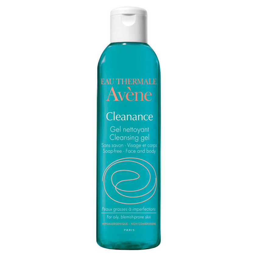 AVENE Cleanance Cleansing Gel- Καθαριστικό Προσώπου - 100ml