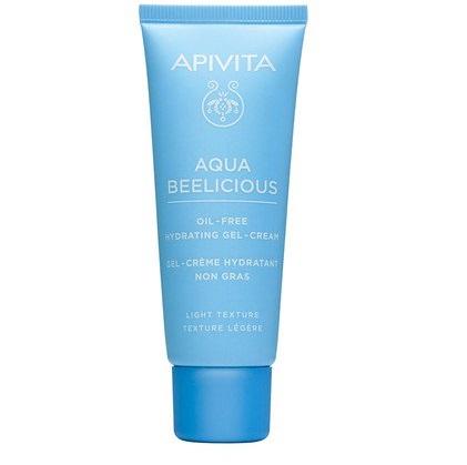 APIVITA Aqua Beelicious Κρέμα-Gel Ενυδάτωσης Ελαφριάς Υφής - 40ml