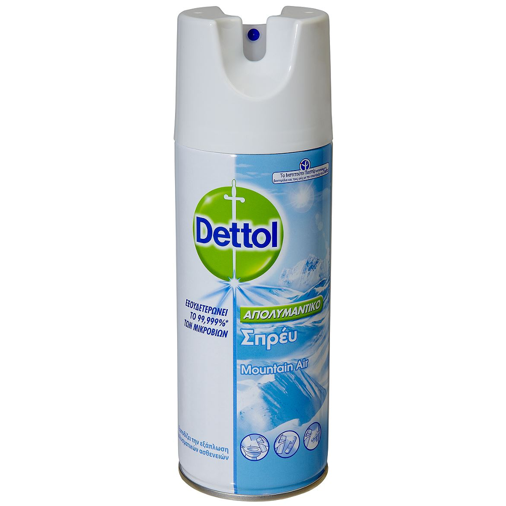 DETTOL All In One Απολυμαντικό Spray Mountain Air - 400ml