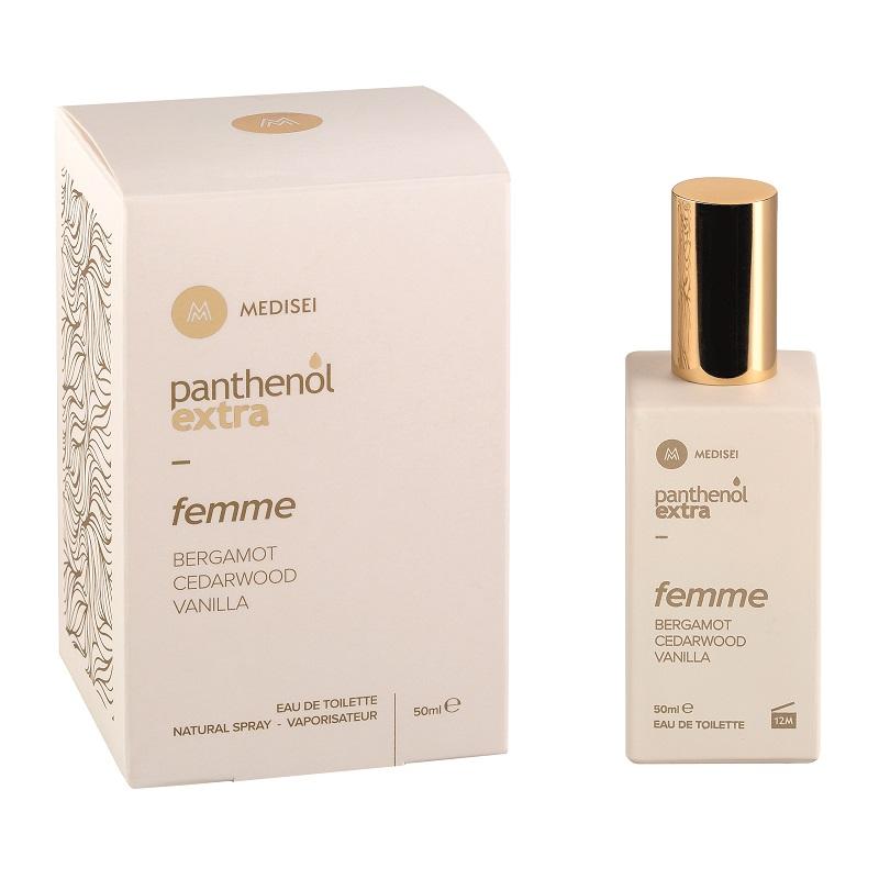 PANTHENOL Extra Femme Eau de Toilette 50ml