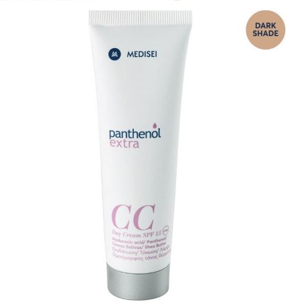 PANTHENOL EXTRA CC Day Cream SPF15 Dark Shade - 50ml