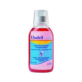 ELUDRIL Classic Στοματικό Διάλυμα - 200ml