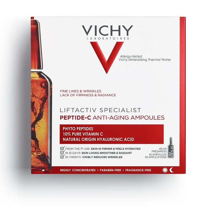VICHY Liftactiv Specialist Peptide-C - 30 Αμπούλες 1,8ml