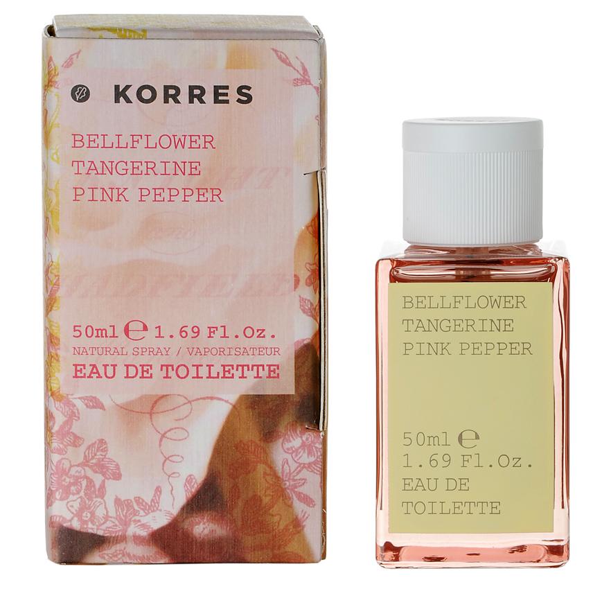 KORRES Bellflower/Tangerine/Pink Pepper 50ml
