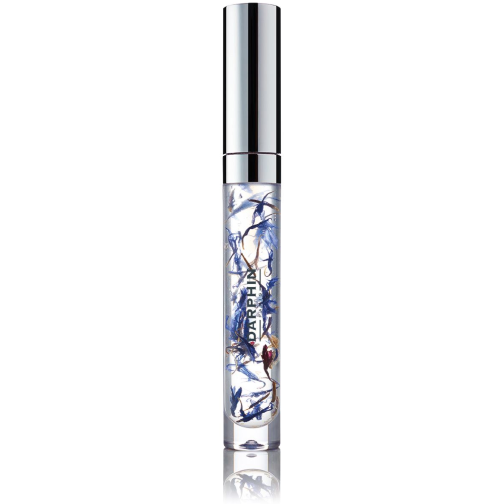 DARPHIN Petal Infusion Lip Oil Blue Corn Flower Ενυδατικό Θρεπτικό Gloss Χειλιών 4ml