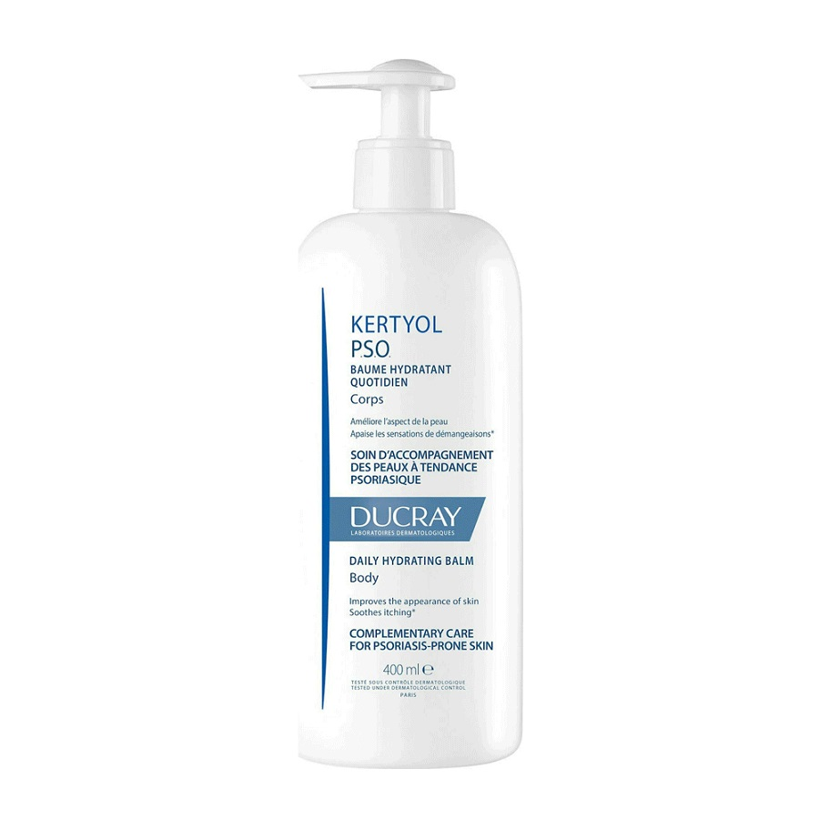 DUCRAY Kertyol P.S.O. Baume Hydratant, Ενυδατικό Βάλσαμο - 400ml