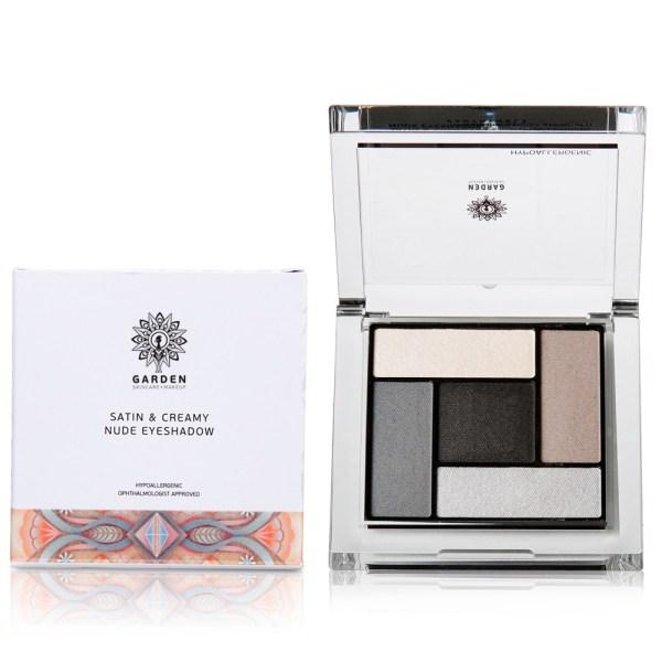 GARDEN Satin & Creamy Nude Eyeshadow No 2 - 6gr