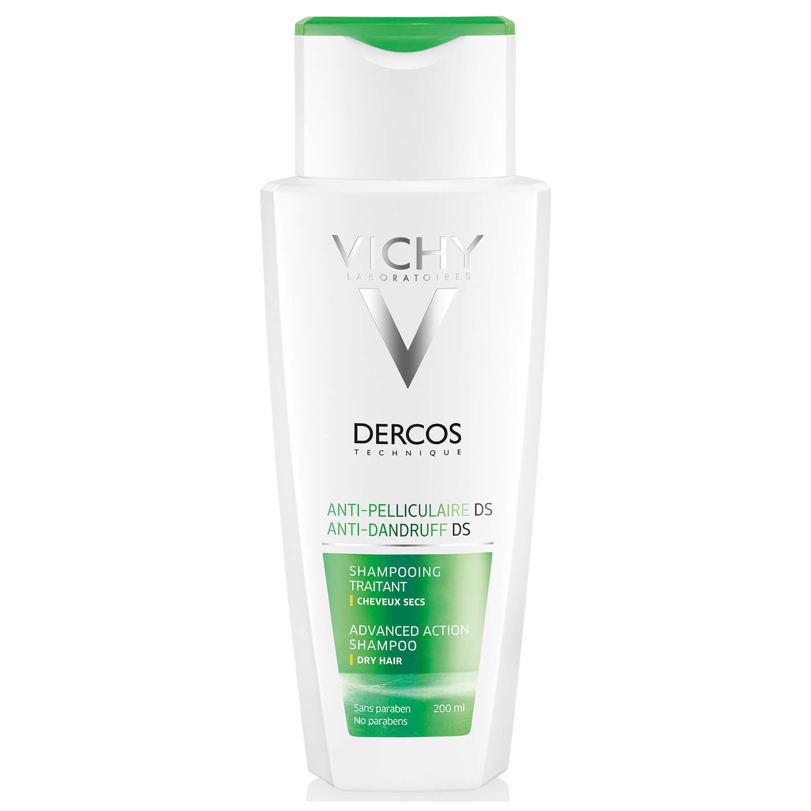 VICHY Dercos Αντιπυτιριδικό Σαμπουάν για Κανονικά-Λιπαρά Μαλλιά - 200ml